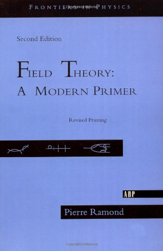 9780201304503: Field Theory : A Modern Primer (Frontiers in Physics Series, Vol 74)