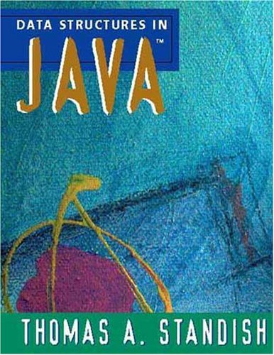 Data Structures in Java: Standish, T A