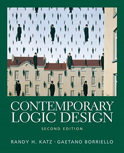 9780201308570: Contemporary Logic Design (2nd Edition)