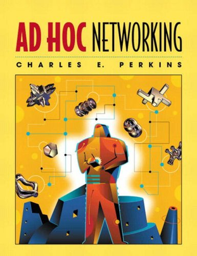 9780201309768: Ad Hoc Networking