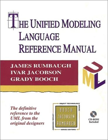 9780201309980: The Unified Modeling Language Reference Manual