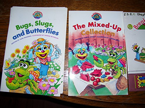 Bugs, Slugs, and Butterflies (Mathmatazz, Book C): Jane Manners