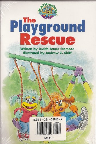 9780201317800: Mathmatazz The Playground Rescue (Book A)