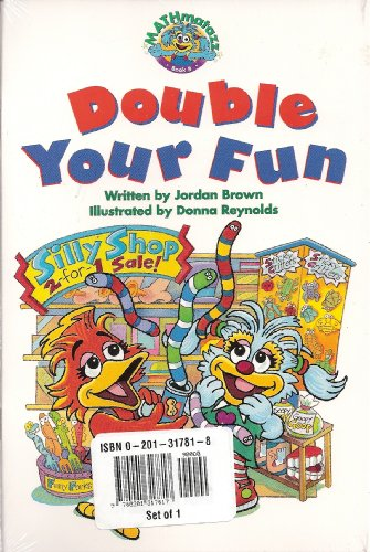 Mathmatazz Double Your Fun: Jordan Brown