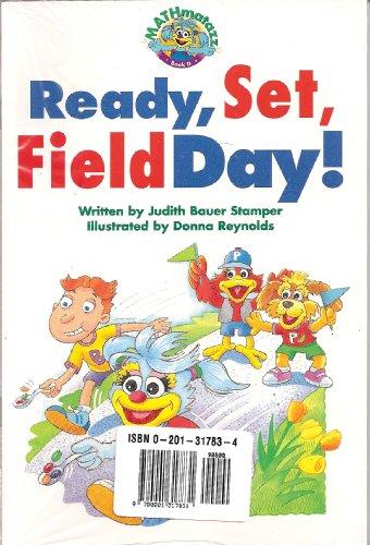 9780201317831: Mathmatazz Ready, Set, Field Day! (Book D)