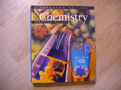 9780201321296: Addison-Wesley chemistry, Teacher Edition