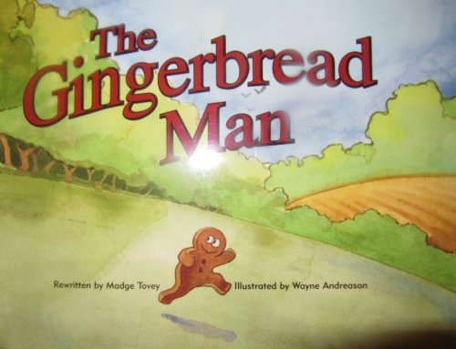 9780201322101: The Gingerbread Man (Waterford Early Reading Program, Traditional Tale 1)