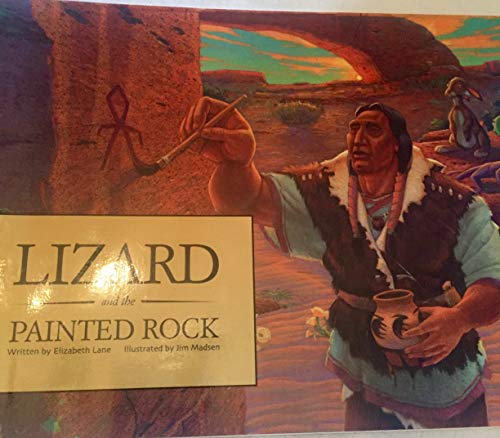 Lizard and the Painted Rock (Waterford Early Reading Program, Traditonal Tale 3): Lane, Elizabeth; ...