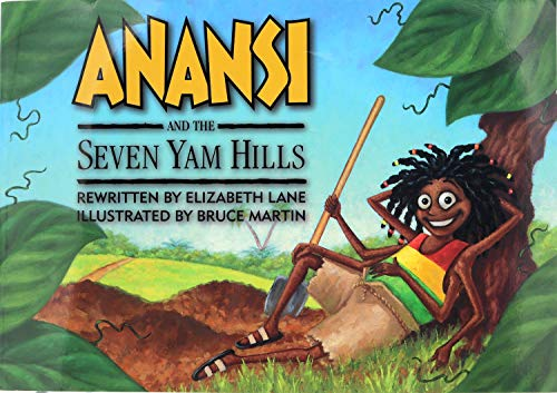 9780201322132: Anansi and the Seven Yam Hills (Waterford Early Reading Program, Traditional Tale 4)