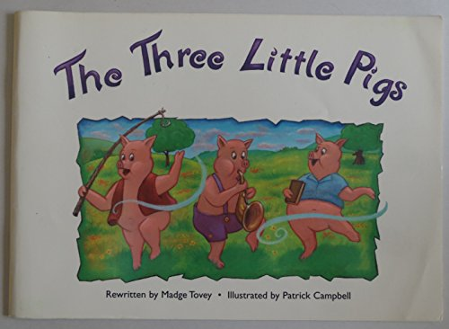 The Three Little Pigs (Waterford Early Reading: Madge Tovey; Patrick