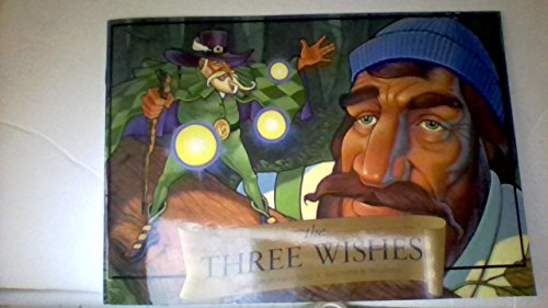 The Three Wishes (Waterford Early Reading Program,: Madge Tovey