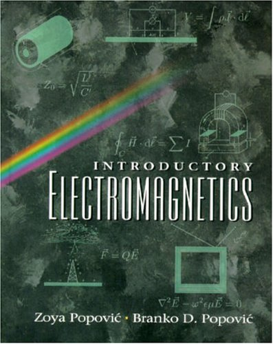 9780201326789: Introductory Electromagnetics