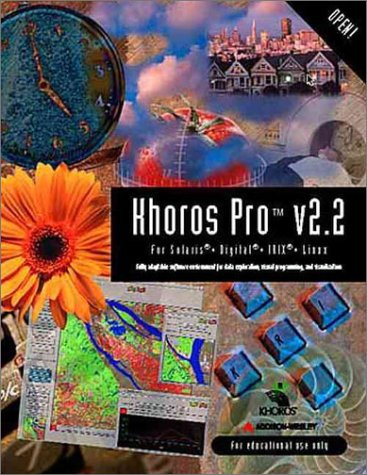 9780201326864: Khoros Pro Version 2.2: For Solaris, Digital, Irix & Linux