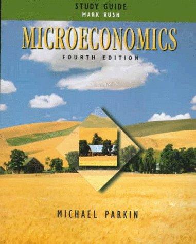 Michael parkin abebooks microeconomics michael parkin fandeluxe Image collections