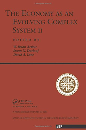 9780201328233: The Economy As An Evolving Complex System II (Santa Fe Institute Series)