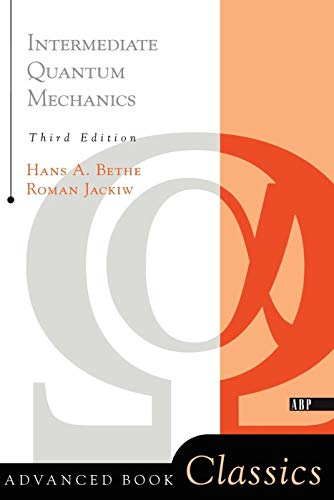 9780201328318: Intermediate Quantum Mechanics: Third Edition (Advanced Books Classics)
