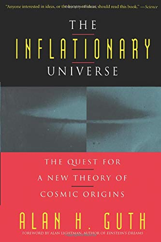 9780201328400: The Inflationary Universe: The Quest for a New Theory of Cosmic Origins