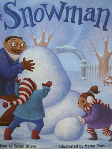 9780201329667: The Snowman (Waterford Early Reading Program)