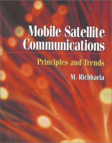 9780201331424: Mobile Satellite Communications: Principles and Trends