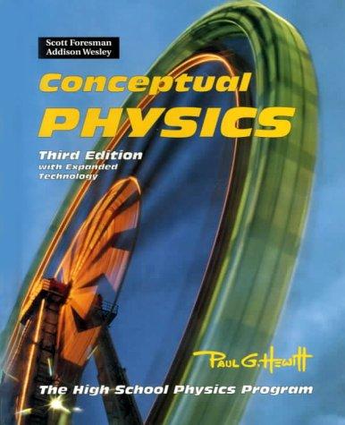 9780201332872: CONCEPTUAL PHYSICS SE 1999C