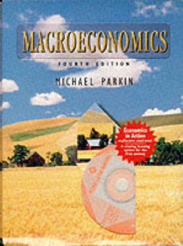 9780201336269: Macroeconomics: 4th Edition with Economics in Action 3.0
