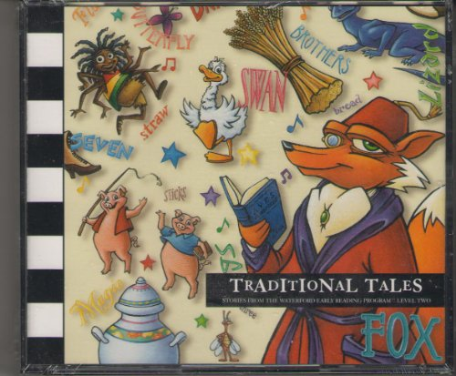 9780201341652: Traditional Tales (Stories from the Waterford Early Reading Program - Level 2) (Waterford Early Read
