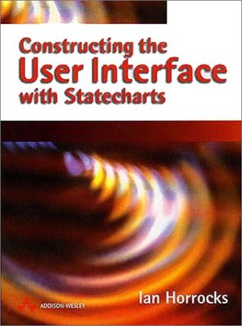 9780201342789: Constructing the User Interface with Statecharts