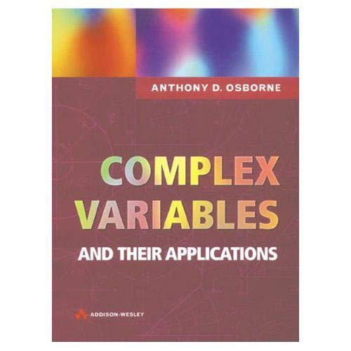 9780201342901: Complex Variables and their Applications (International Mathematics Series)