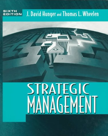 9780201345940: Strategic Management