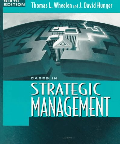 9780201345957: Cases in Strategic Management (Cases in Strategic Management (Addison Wesley), 6th ed)