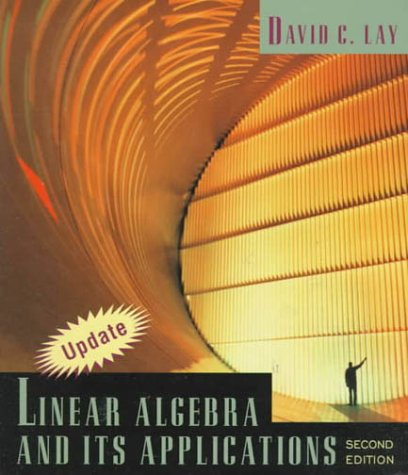 9780201347746: Linear Algebra and Its Applications