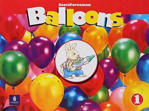 9780201351194: Balloons. Level 1. Student's book. Per la Scuola elementare: Student Book Level 1