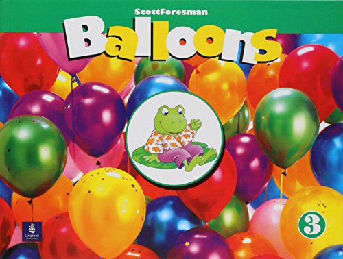 9780201351217: Balloons. Level 3. Student's book. Per la Scuola elementare: Students' Book 3 (ScottForesman)