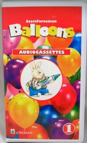 9780201351286: Balloons Audio Cassette (Scott Forsman Cassettes, Audiocassettes 1)