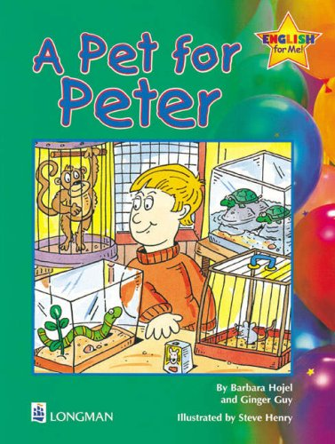 9780201351460: Pet for Peter Storybook 4, A: English for Me!