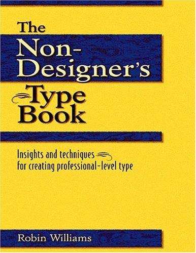 9780201353679: The Non-Designer's Type Book