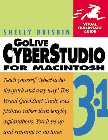 9780201353747: GoLive CyberStudio 3.1 for Macintosh (Visual QuickStart Guide)