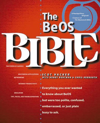 9780201353778: The BeOS Bible (Bible Series)