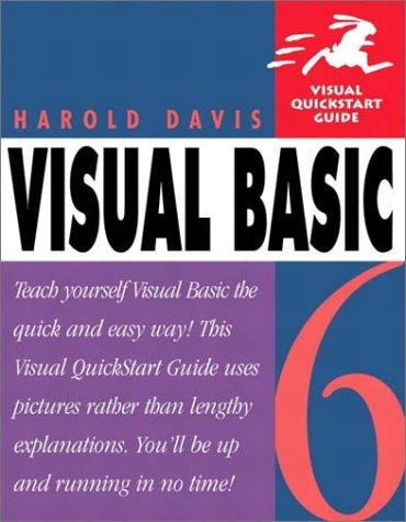 9780201353839: Visual Basic 6 (Visual QuickStart Guides)