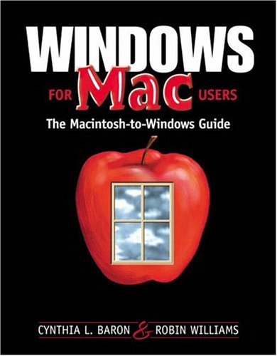 9780201353969: Windows for Mac Users