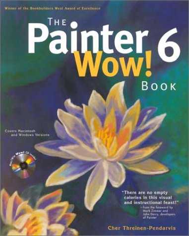 9780201354492: The Painter 6 Wow! Book