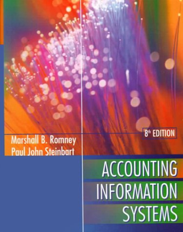 9780201357219: Accounting Information Systems