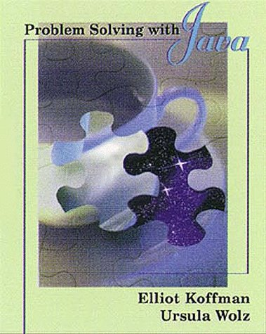 9780201357431: Problem Solving With Java