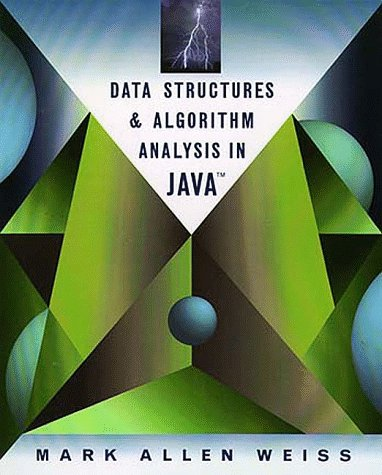 9780201357547: Data Structures and Algorithm Analysis in Java