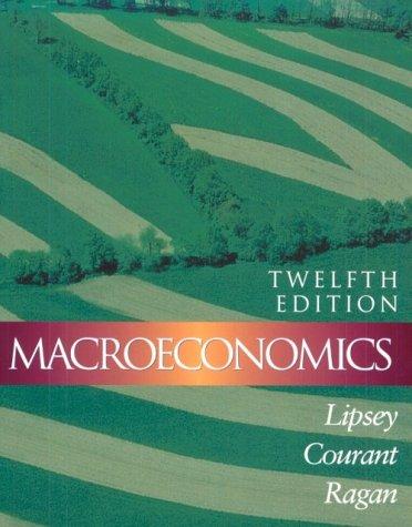 9780201360127: Macroeconomics (12th Edition)