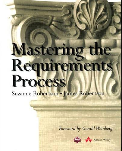 9780201360462: Mastering the Requirements Process