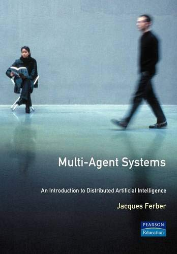 9780201360486: Multi-agent systems: An introduction to distributed artificial intelligence