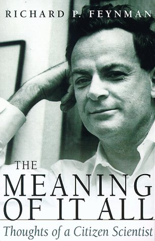 9780201360806: The Meaning of it All: Thoughts of a Citizen Scientist (Helix Books)