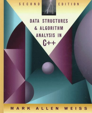 9780201361223: Data Structures and Algorithm Analysis in C++: United States Edition