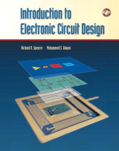 9780201361834: Introduction to Electronic Circuit Design - 2 volume set